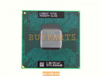 Процессор Intel® Core™2 Duo Processor T5750